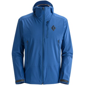 Black Diamond Dawn Patrol Jas Heren blauw